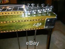 Sho-Bud pedal steel guitar LDG MODEL