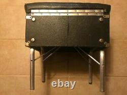 Sho-Bud pedal steel guitar pack-a-seat