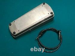 Sho Bud pedal steel guitar volume pedal