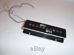 ShoBud 70's/80's Pedal Steel Guitar Vintage Pickup 20K 10 String Flat Mount