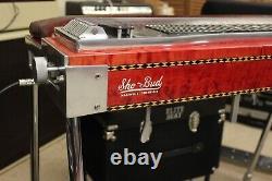 ShoBud Pro III Custom Pedal Steel Guitar