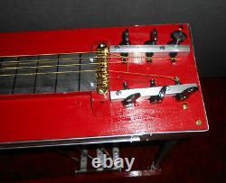 Shopbuilt 6-String PEDAL STEEL GUITAR