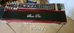 Show Pro Lloyd Green SD-10 4X5 Pedal Steel Guitar with Hard Case! Mint
