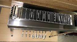 Sierra 12 String 8 Pedal Steel Guitar With Hard Case