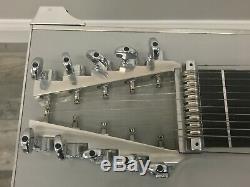 Sierra Crown Pedal Steel Guitar 3 Pedals, 4 Knee Levers