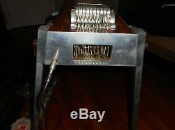 Sierra Pedal Steel Guitar With Hard Case