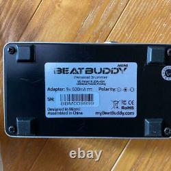 Singular Sound Beatbuddy Mini Personal Drummer Guitar Effects Pedal Used F/S