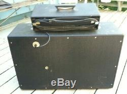 Standel Artist 15 Amplifier Tremolo 1960's Vintage Guitar Pedal Steel USA Made