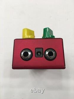 Steel Panther Butthole Burner Distortion Limited Rare Guitar Effect Pedal