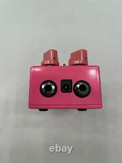 Steel Panther Pussy Melter Distortion Limited Edition Rare Guitar Effect Pedal