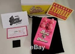 Steel Panther Pussy Melter Guitar Pedal
