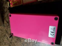 Steel Panther Pussy Melter Guitar Pedal #1048