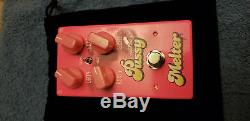 Steel Panther Pussy Melter Guitar Pedal Limited Edition Sold out