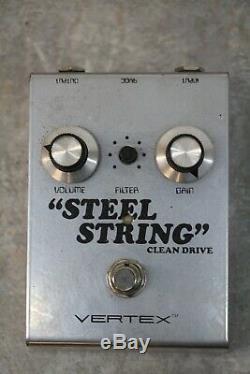 Steel String Guitar Pedal