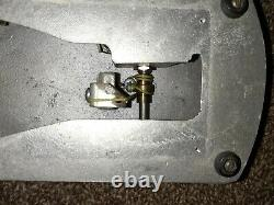 Steel guitar sho bud foot pedal in working condition. I had a friend test it