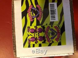 Steel panther satchel guitar pedals poontang boomerang rare out of production de