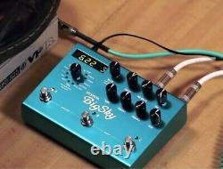 Strymon BigSky Multi Reverb Effects Guitar Pedal Brand Newith Sealed