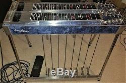 Stunning Fessenden D-10 Pedal Steel Guitar