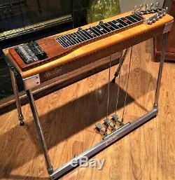 Stunning Sho Bud 3&4 Pedal steel Guitar