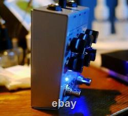 Supreme singer Dumble Sound Overdrive Guitar Effect Pedal steel string clone
