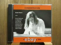 Susan Alcorn Concentration Pedal Steel Guitar Free Jazz