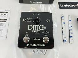 TC Electronic Guitar Looper Effects Pedal (960841001) Brand New