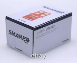 TC Electronic Shaker Vibrato Guitar Effects Pedal Brand New In Box