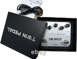 The Best Brand Time Maker 11 Types of Ultimate Delay Bass Guitar Effect Pedal