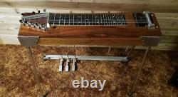 Unknown Unbranded 8 String Pedal Steel Guitar