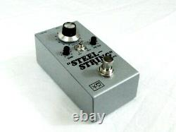 Used Vertex Effects Steel String MKII Clean Drive Guitar Effect Pedal