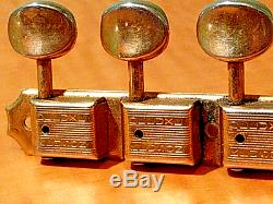 VINTAGE 1960s DOUBLE LINE KLUSON DELUXE 12 STRING GUITAR / PEDAL STEEL MACHINES