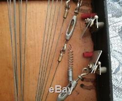 VINTAGE'60's CARVIN PEDAL STEEL GUITAR DOUBLE NECK MODEL # 81 L@@K
