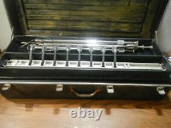 VINTAGE MSA Classic Pedal Steel/SLIDE Guitar, 8 pedals DOUBLE NECK pickup only