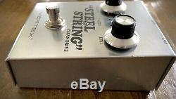 Vertex Effects Steel String Clean Drive Guitar Effects Pedal Boss Country