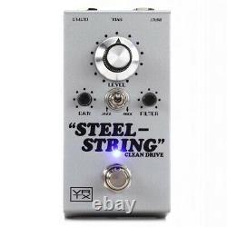 Vertex Effects Steel String Clean Drive mk 2 Guitar Effects Pedal