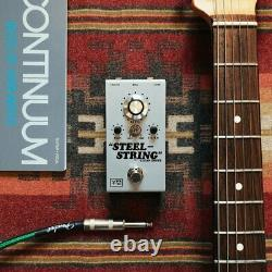 Vertex Effects Steel String MkII Overdrive Guitar Effects Pedal SS2