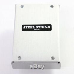 Vertex Steel String Clean Drive Guitar Effect Pedal Free Shipping
