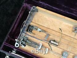Vintage 1951 Bigsby T8 Pedal Steel Guitar