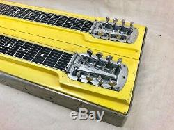 Vintage 1959 Fender 1000 Pedal Steel Guitar 1950's for Parts or Repair AS-IS
