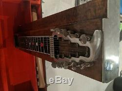 Vintage 1975 Sho-Bud Pro I Pedal Steel Guitar 8 String 3 Pedal with Case