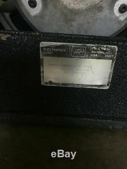 Vintage 1984 Peavey Nashville 400 Amp Amplifier Pedal Steel Guitar Fiddle Jazz