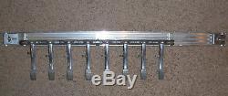 Vintage 70's Sho-Bud Pedal Steel Guitar 8 Pedal Floor Rail Foot'Board