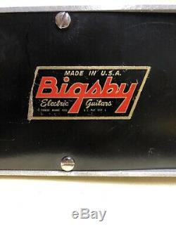 Vintage Bigsby Steele Guitar Volume And Tone Pedal