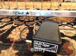 Vintage Clark pedal steel guitar