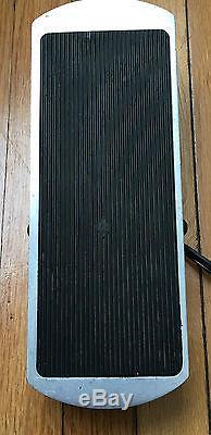 vintage edwards light beam volume pedal denver co usa for pedal steel guitar. Black Bedroom Furniture Sets. Home Design Ideas