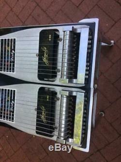Vintage Emmons D10 Pedal Steel Guitar with Hard Case
