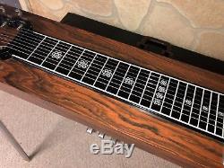 Vintage Emmons Pedal Steel Guitar & OHSC