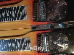 Vintage Fender 1000 Pedal Steel Guitar with OHSC