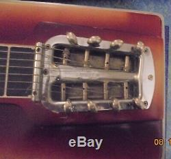 Vintage Fender 400 Pedal Steel Guitar