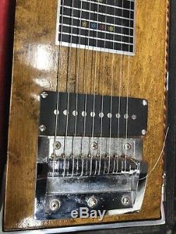Vintage Fender Sho Bud Pedal Steel Guitar